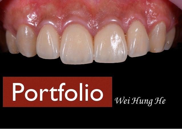 Portfolio Wei Hung He