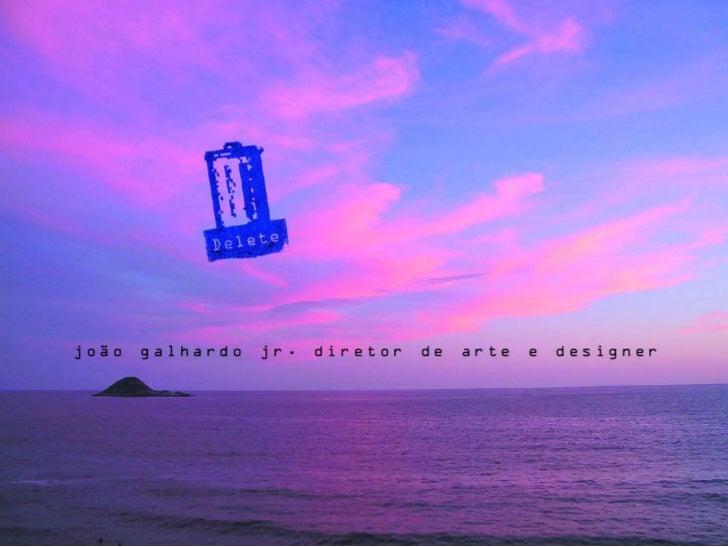 Portfolio JoãO Galhardo Ok