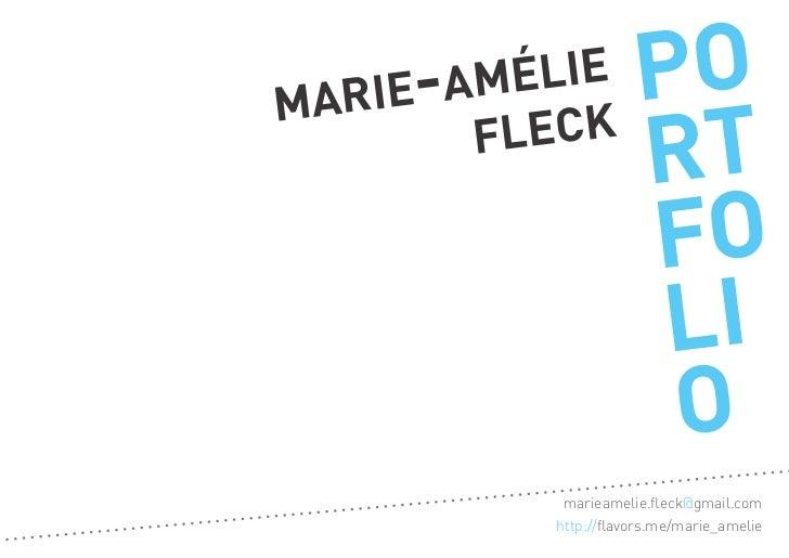 mari e-a mélie        PO        fleck                      RT                      FO                       LI            ...