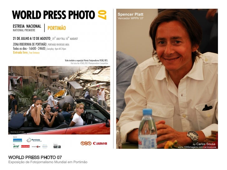 <ul><li>WORLD PRESS PHOTO 07 </li></ul><ul><li>Exposição de Fotojornalismo Mundial em Portimão </li></ul>
