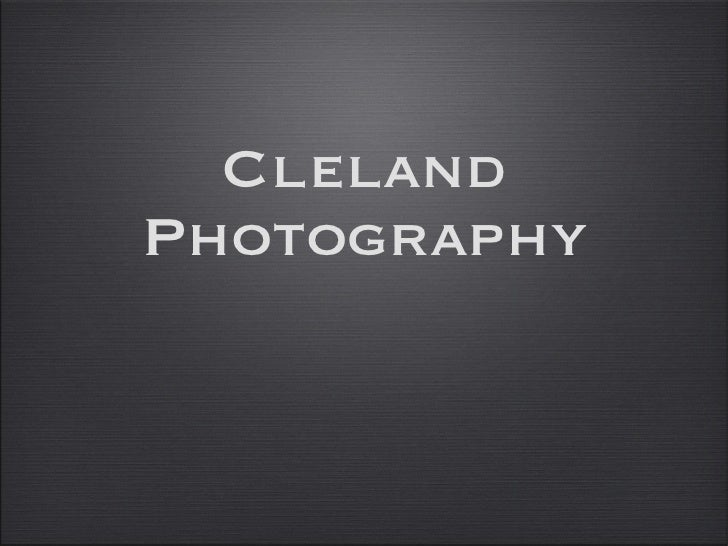 Cleland Photography