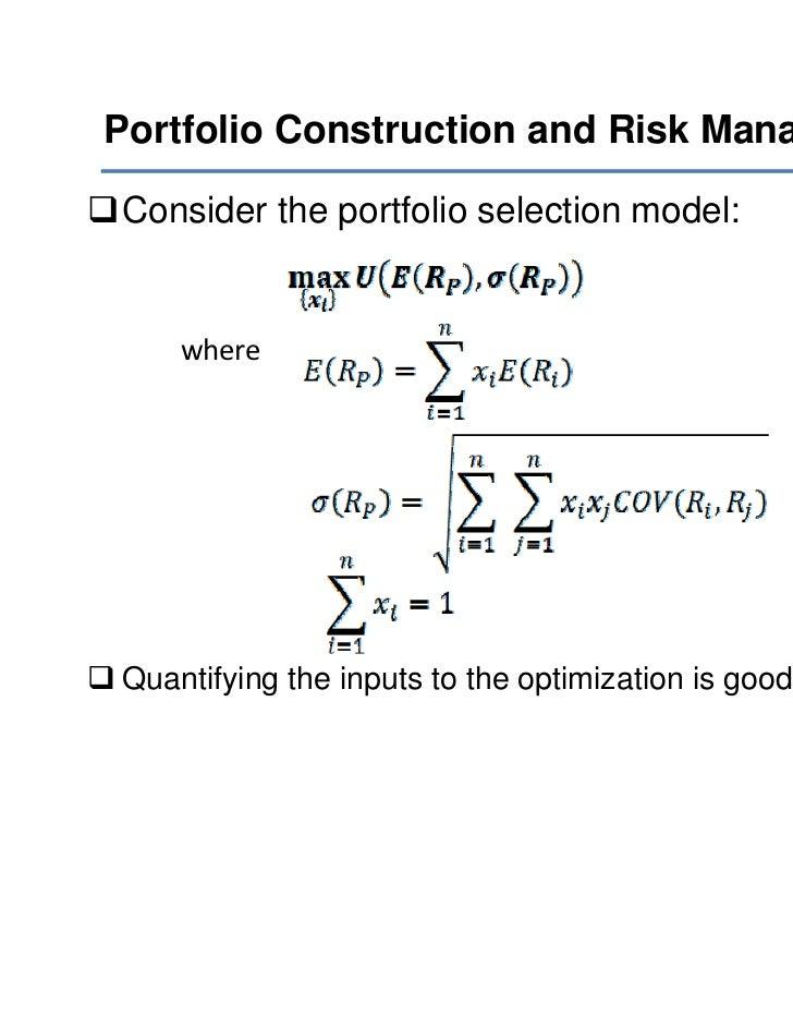 Portfolio%20 Construction%20and%20 Risk%20 Management%207 23 2010[1]
