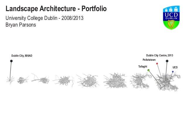 landscape architecture portfolio bryan parsons