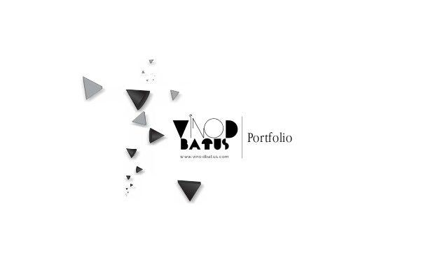 www.vinodbatus.com Portfolio