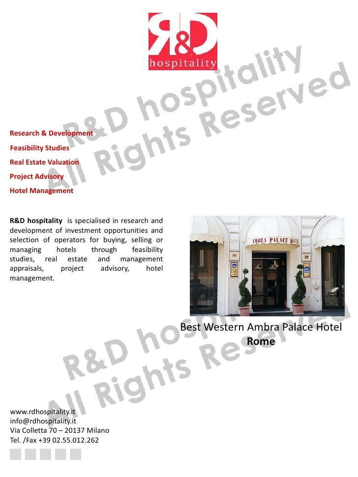 Portfolio hotel