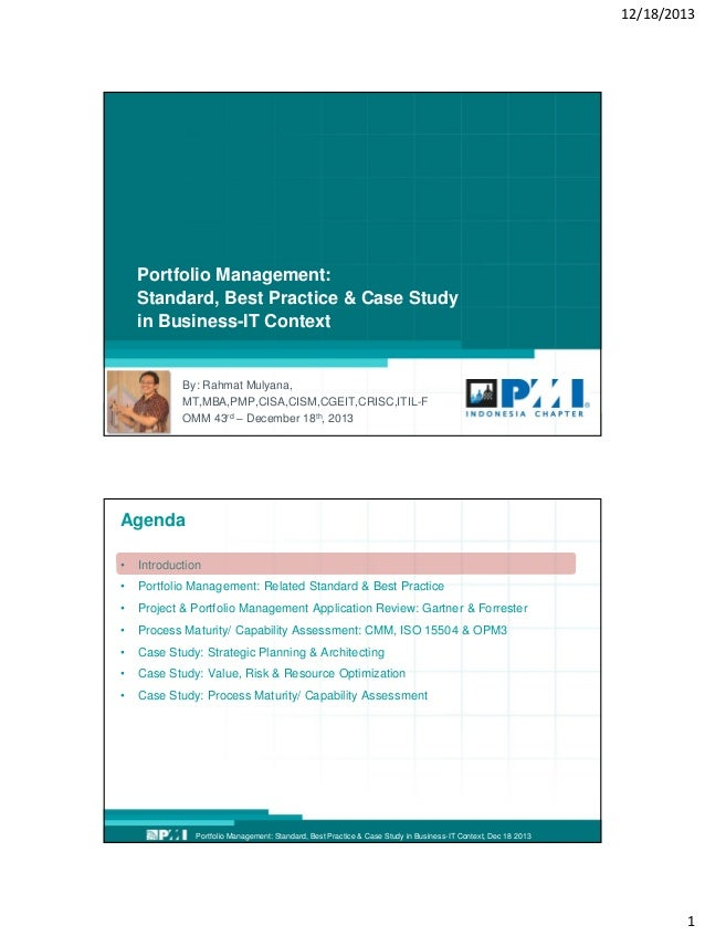 project portfolio selection case study Microfocus project and portfolio management software a selection of learn what customers are saying about hp project and portfolio 20 items case studies.
