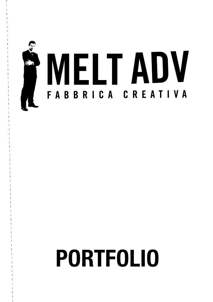 Portfolio Melt Advertising S.r.l.