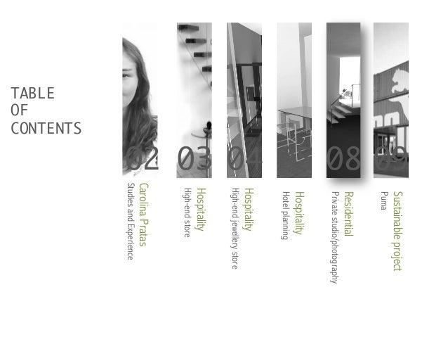 Interior Design Internship Portfolio Images 82