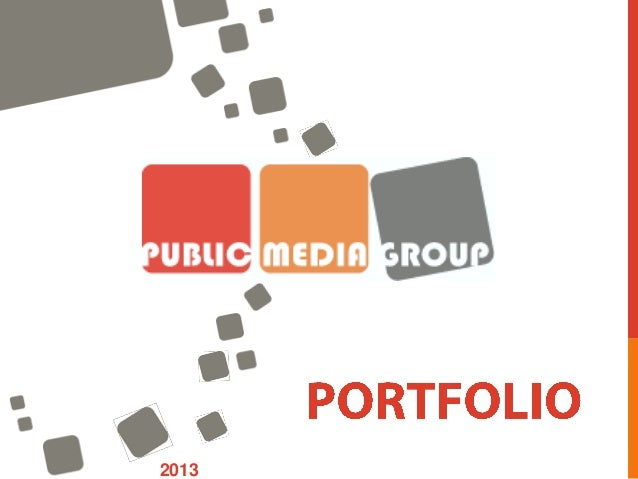 Portfolio public media group