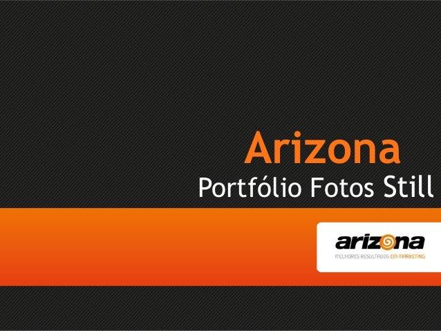 Arizona Portfólio Fotos Still