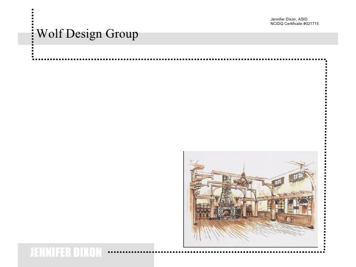 Portfolio - Wolf Design Group