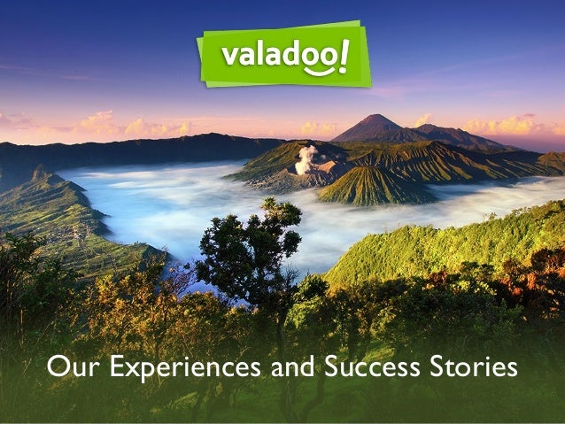Portofolio PT Valadoo Indonesia
