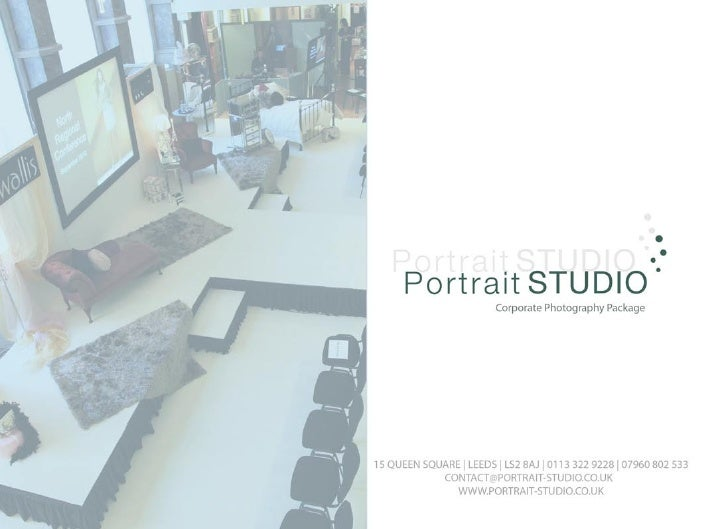 Portrait Studio Corporate2012