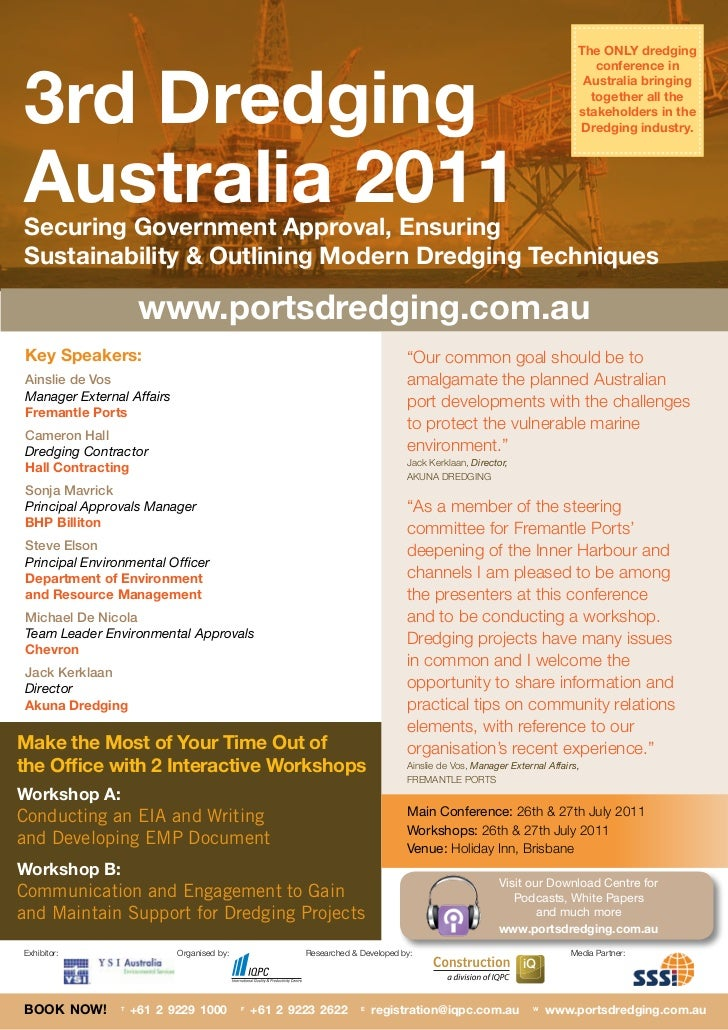 The ONLY dredging3rd Dredging                                                                                             ...