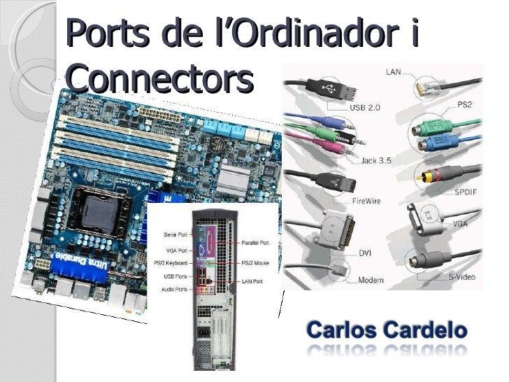 Ports i connectors