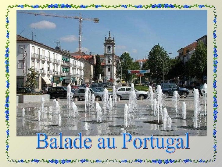 Balade au Portugal