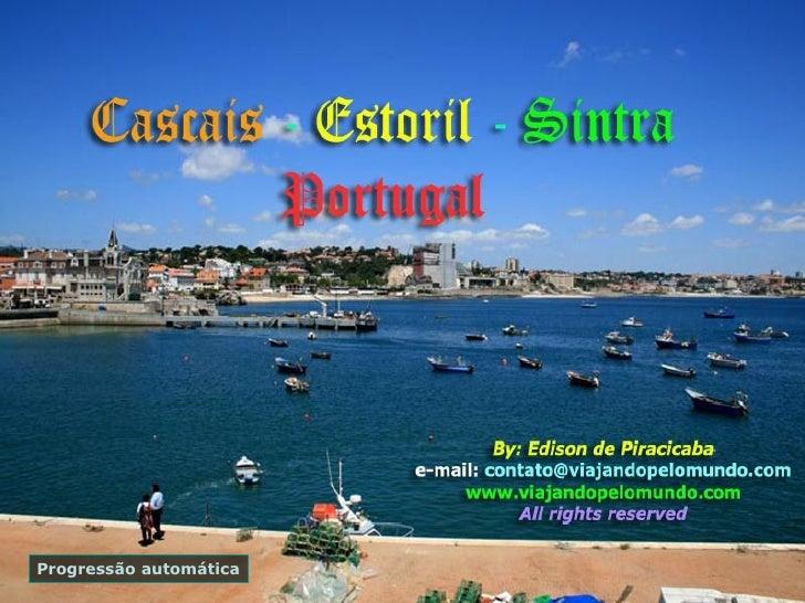 Portugal   Cascais   Estoril   Sintra