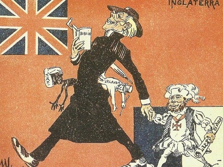 Portugal e o imperialismo da Inglaterra Análise de uma caricatura