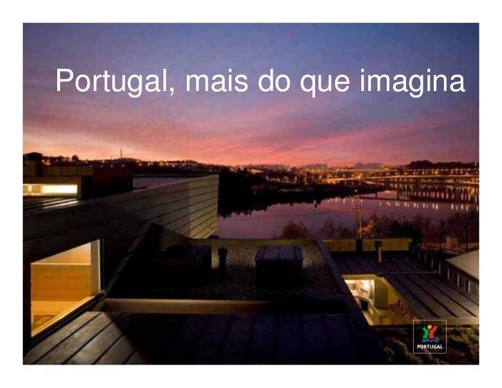 Portugal, mais do que imagina