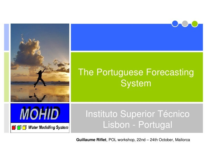 ThePortugueseForecasting          System        InstitutoSuperiorTécnico           LisbonPortugal GuillaumeRifle...