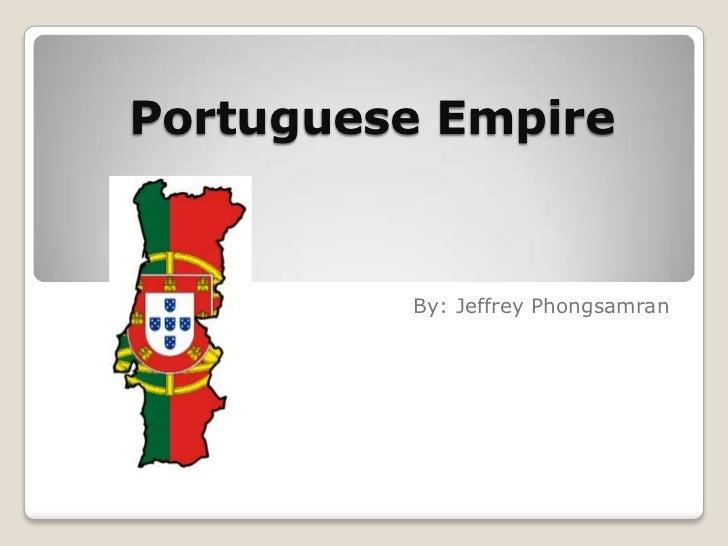 Portuguese empire