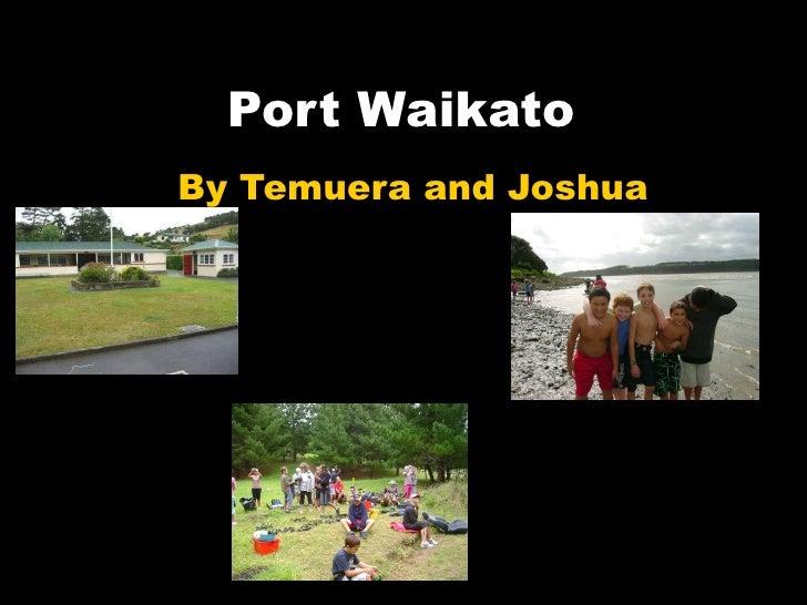 Room 27 Port Waikato Camp 2009
