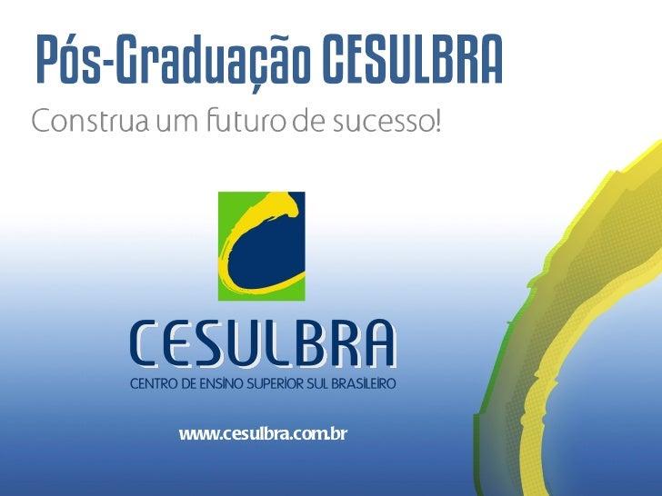 www.cesulbra.com.br
