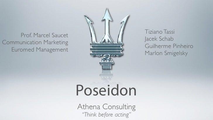 Poseidon Keynote