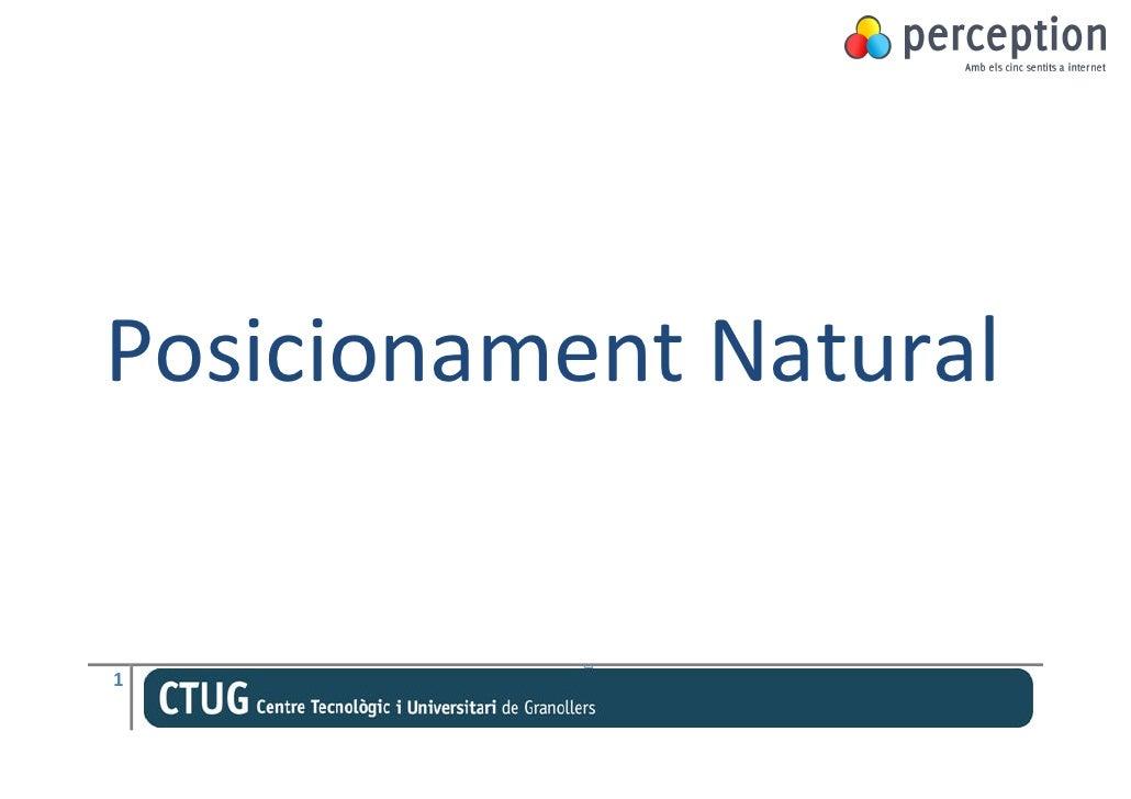 Posicionament Natural1