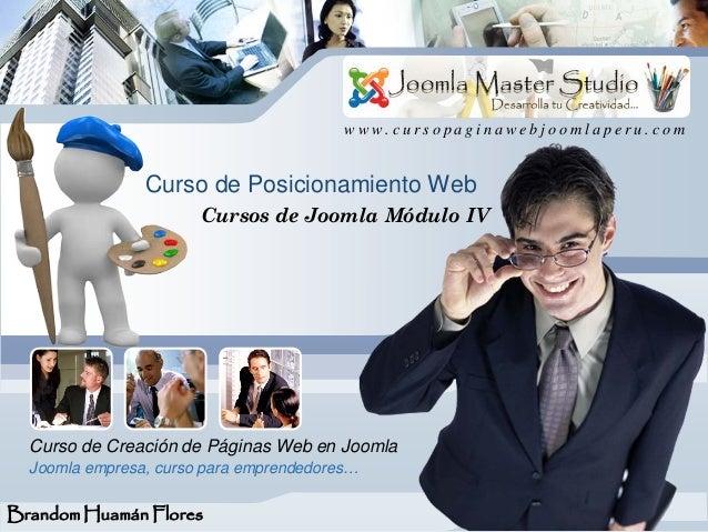 Posicionamiento Web en Buscadores - SEO