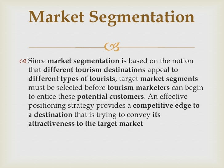 What can my destination do to become more competitive in the global tourism market.?