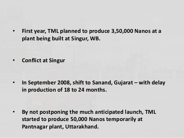 case study on singur tata nano Case study on tata nano - download as word doc (doc), pdf file (pdf), text file (txt) or read online.