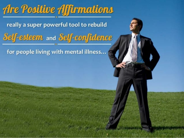 Positive Affirmations And You!