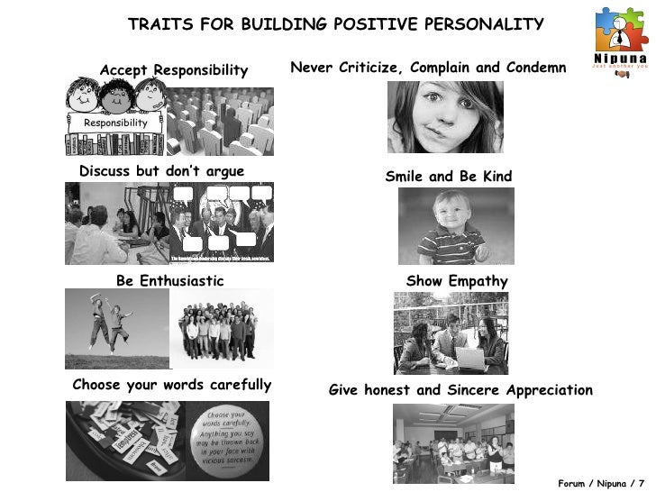 Positive Personality (2)
