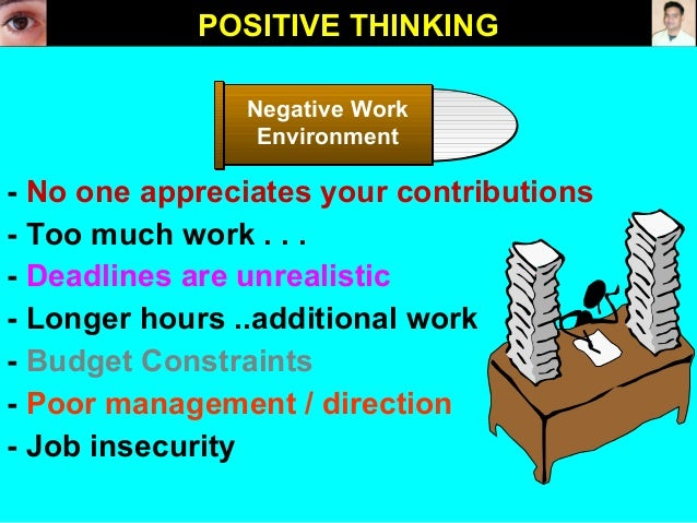Does anyone the person that behind the theory of positive thinking?