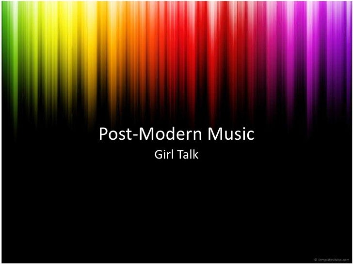 Post Modern Music