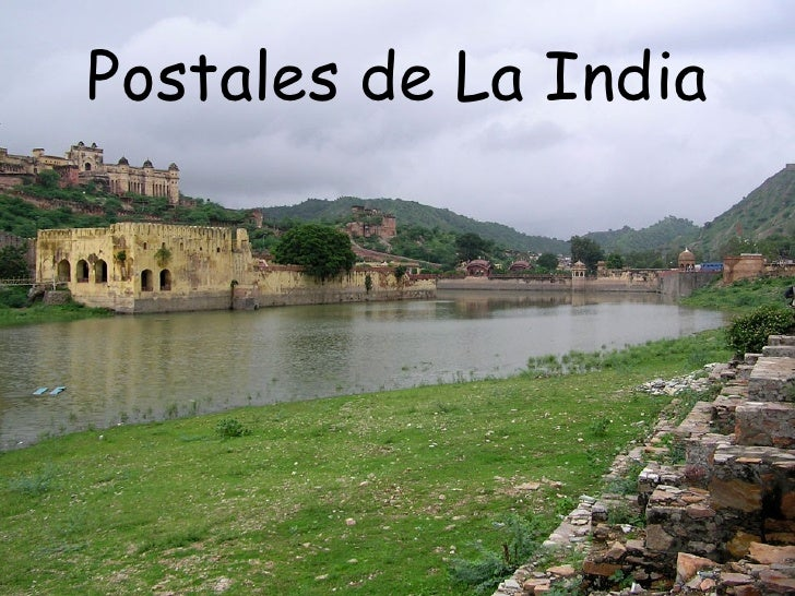 Postales de La India