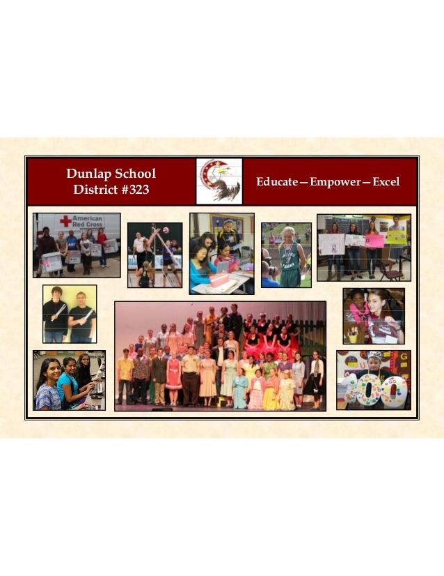 Dunlap School District #323 Educate—Empower—Excel