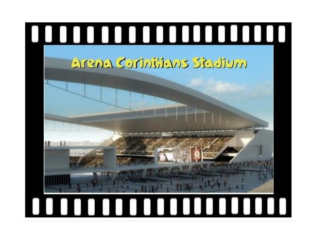 Arena Corinthians StadiumArena Corinthians Stadium