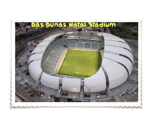 Das Dunas Natal StadiumDas Dunas Natal Stadium