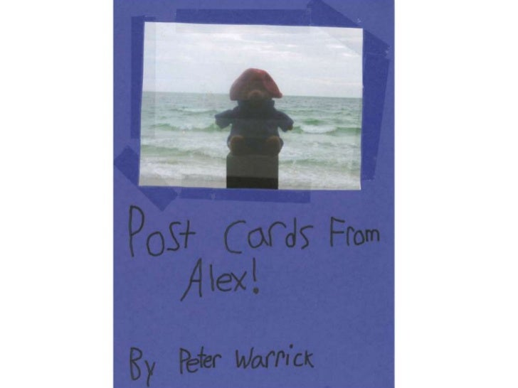 Postcards from Alex
