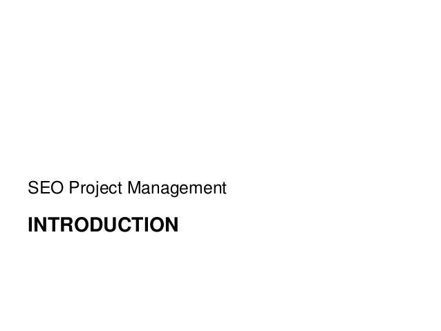 Mike Moran     SEO Project Management     INTRODUCTION    www.mikemoran.com         © 2011 Mike Moran Group LLC1