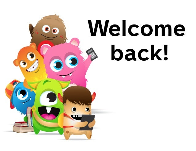Poster Welcome Back 2