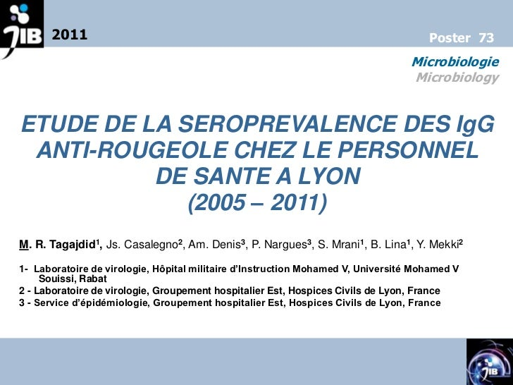Poster 73 microbiologie