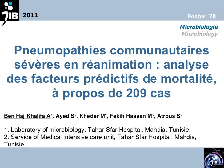 Poster 78 microbiologie