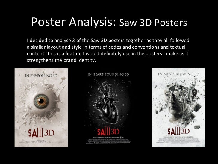 poster analysis Analyzing a world war ii poster: this interactive assists students in careful analysis of a world war ii poster of their own selection for its use of argument.