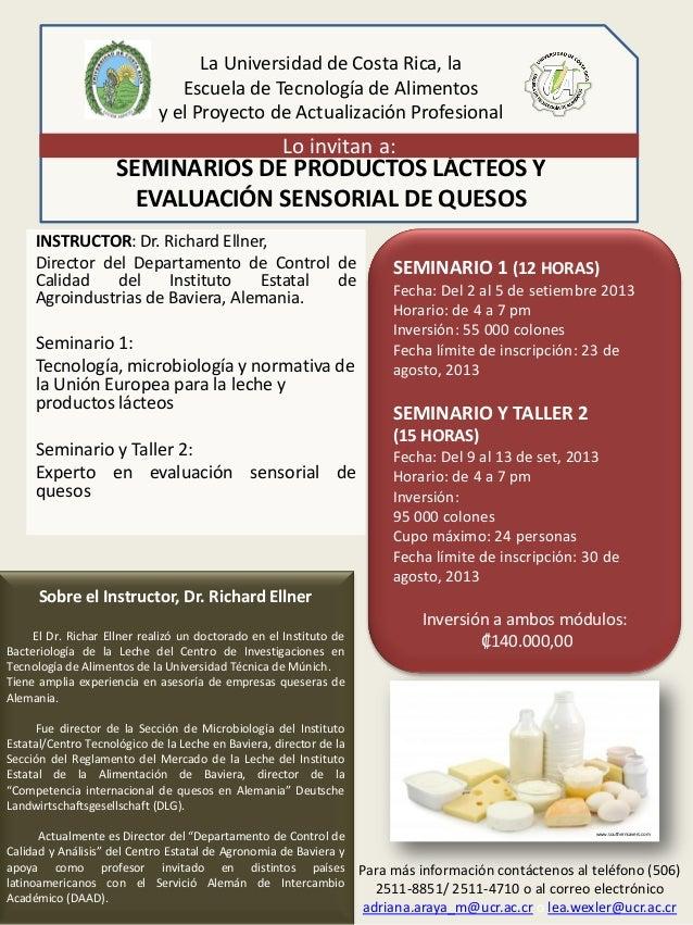 Poster divulgación seminarios