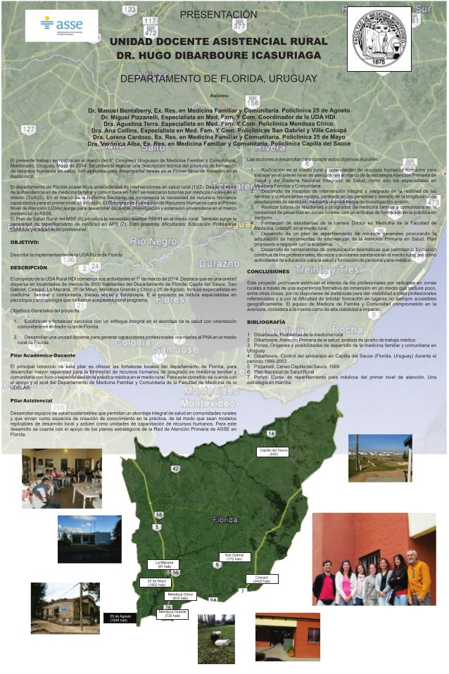 Poster UDA Rural de Florida