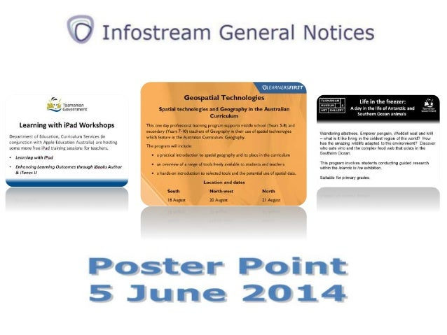 Poster Point 5 June 2014