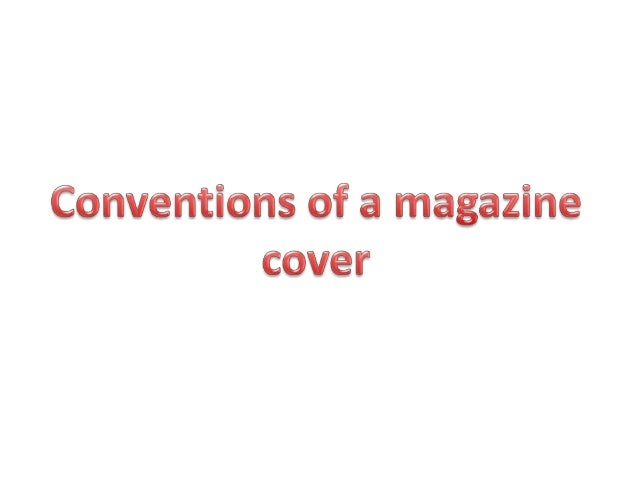 The basic information which is the date, price and issue number of the magazine. The main image that covers the magazine i...